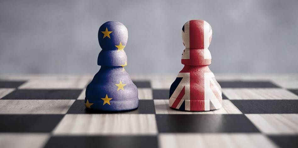 Brixit chessboard